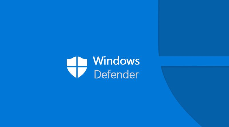 Anmeldelse av Windows Defender