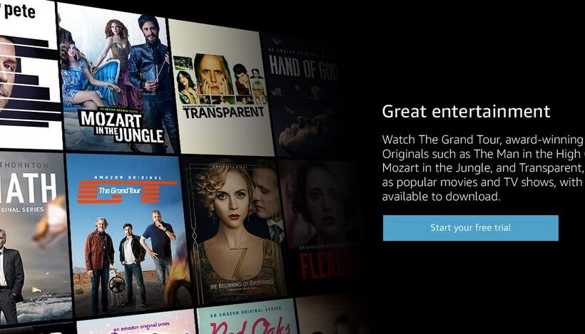 Last ned filmer fra Amazon Video