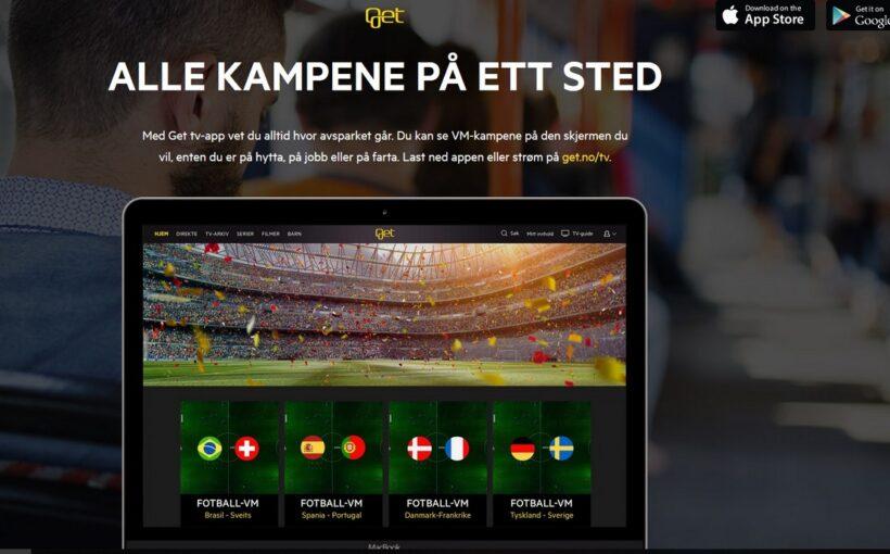 Get har kommet med app for å se TV-direkte på Android nettbrett