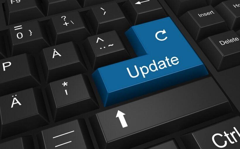 Oppdatering av drivere i Windows 10